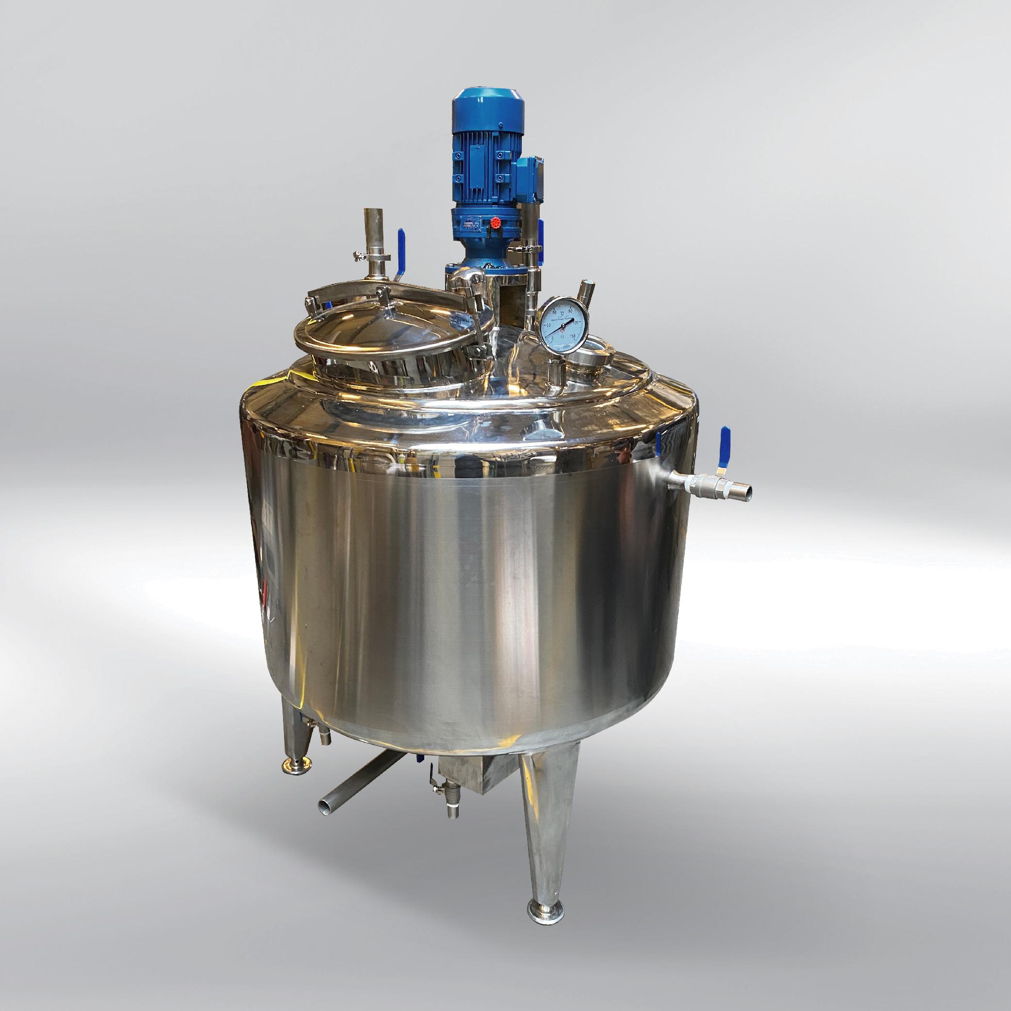Vertical mixer MPP/S 300 HOT