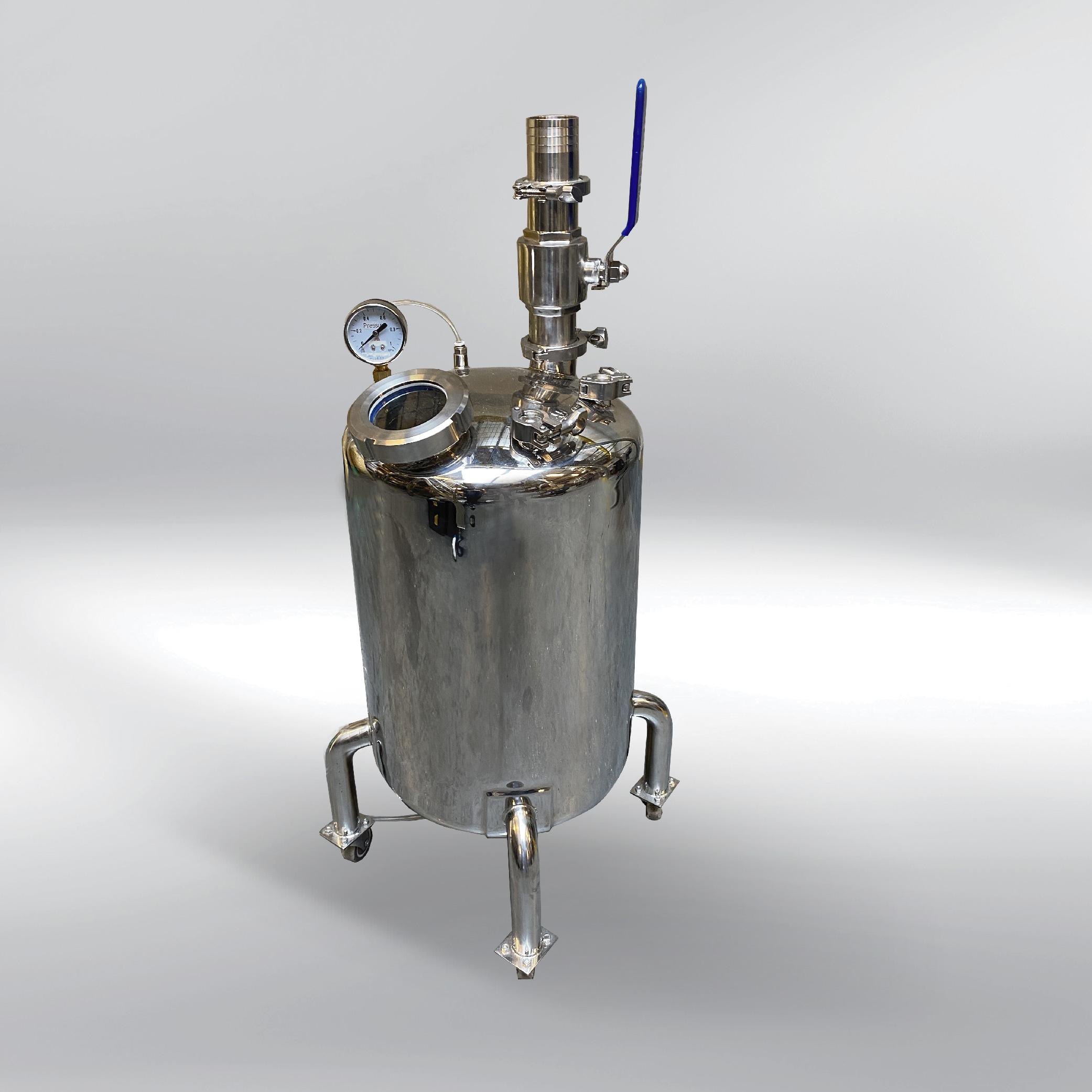 Liquid filling 30 for horizontal mixers MPCS/S